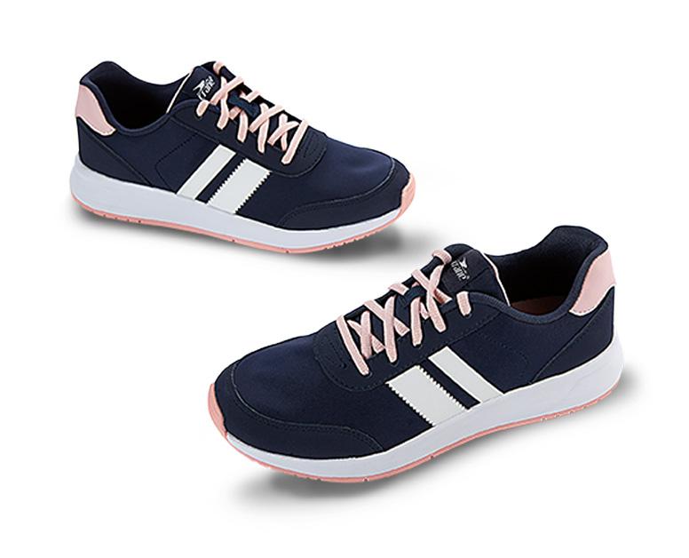 1f49e27ec Crane Ladies Memory Foam Athletic Shoes View 2