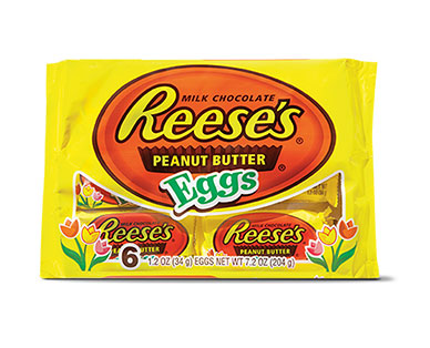 Reese's Peanut Butter Eggs 6-Pack View 1