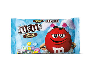 M&M's Milk Chocolate or Peanut View 1
