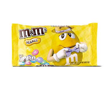 M&M's Milk Chocolate or Peanut View 2
