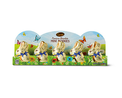 Choceur Premium Chocolate Mini Bunnies View 1