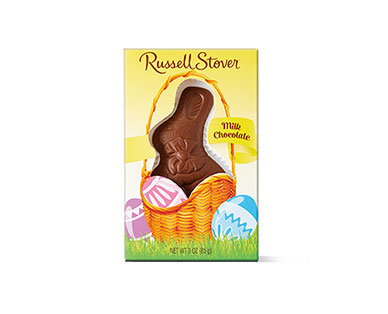 Russell StoverSolid Milk Chocolate Bunny View 1