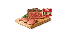 Morton's of Omaha USDA Choice Seasoned Tri-Tip Roast View 1