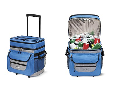 Adventuridge 42 Can Rolling Cooler Aldi Us