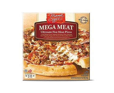 Mama Cozzi's Pizza Kitchen Mega Meat Pizza View 1