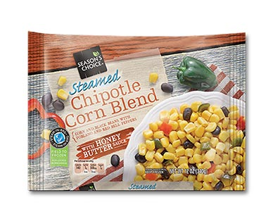 Season's ChoiceChipotle Corn with Honey or Elote Style Corn View 1