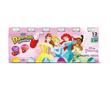Dannon Danimals Disney Princesses Smoothies View 1