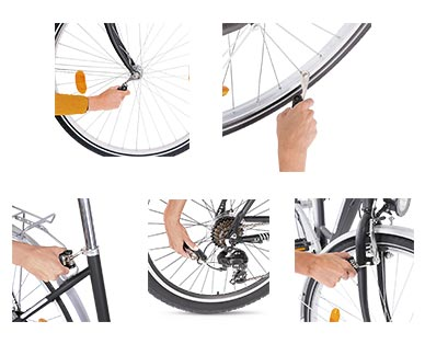 Bikemate Bicycle Accessories View 4