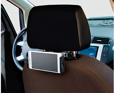 Auto XSBack Seat Tablet or Phone Mount View 2
