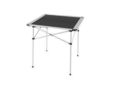 Adventuridge Portable Aluminum Folding Table View 1