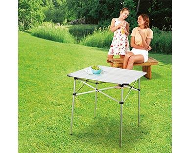 Adventuridge Portable Aluminum Folding Table View 4