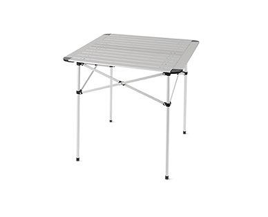 Adventuridge Portable Aluminum Folding Table View 3