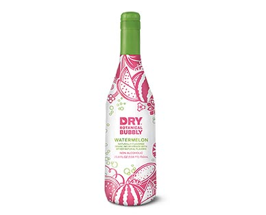 DRY Soda Sparkling Soda Pineapple or Watermelon View 2