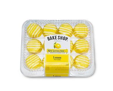 Bake ShopMini Lemon Cake Bites View 1