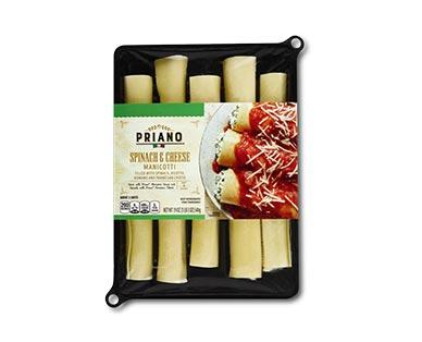 Priano Spinach & Cheese Manicotti View 1