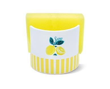 Crofton Soap Dispenser or Sponge Holder View 2