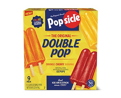 Popsicle Double Pops View 1