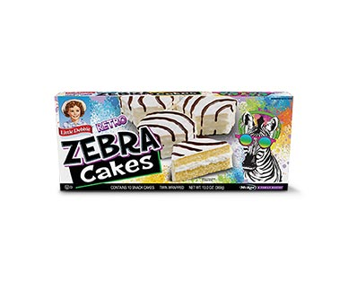 Little Debbie Zebra Cakes View 1