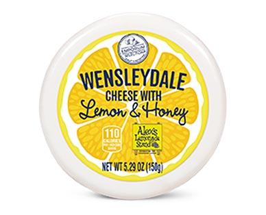 Emporium Selection Lemon Wensleydale Cheese Assortment View 1