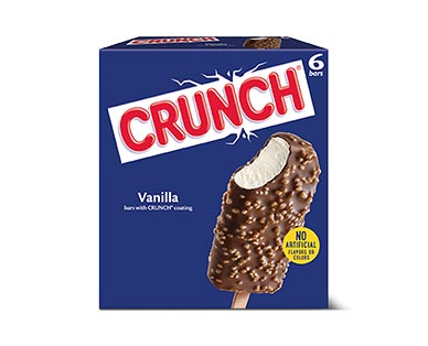Nestle Crunch Ice Cream Bars View 1