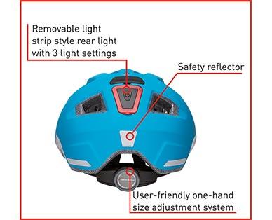 Bikemate Adult or Youth Bike Helmet View 5