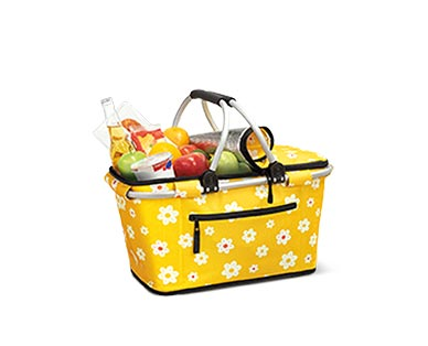 Adventuridge Soft-Sided Shopping Basket View 4
