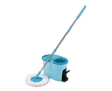 Easy Home Spin Mop View 1