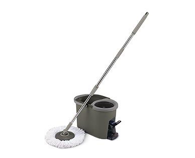 Easy Home Spin Mop View 2