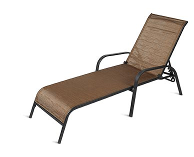 Gardenline Chaise Lounge View 1