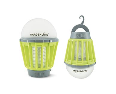 Gardenline 3-in-1 Portable Zapper with Lantern View 3