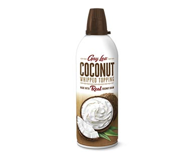 Gay Lea Coconut Whipped Topping View 1