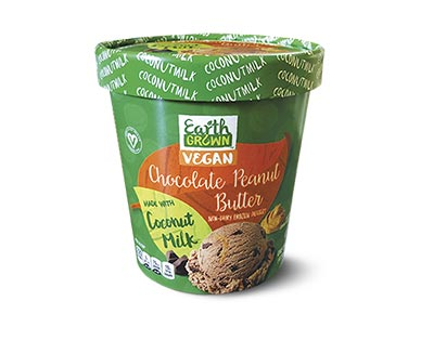 Earth GrownNon Dairy Coconut Based Pints Assorted varieties View 1