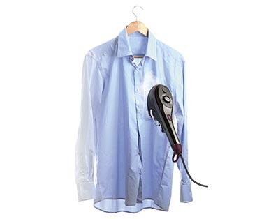 Easy Home Steam Iron & Garment Steamer View 3