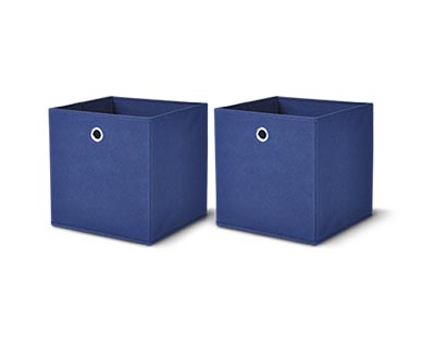 Easy Home Collapsible Cubes View 1