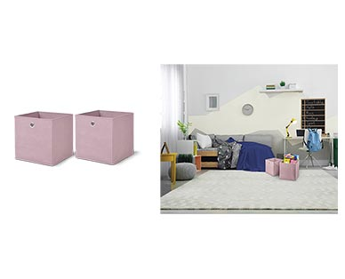 Easy Home Collapsible Cubes View 3