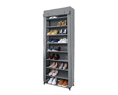 Easy Home Wardrobe or Shoe Organizer View 1