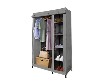 Easy Home Wardrobe or Shoe Organizer View 3