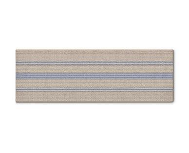 Huntington Home 2' x 6' Berber Stripe Utility Runner View 1