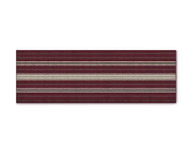 Huntington Home 2' x 6' Berber Stripe Utility Runner View 4