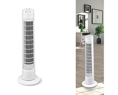 Easy Home Tower Fan View 4