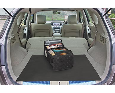 Auto XS Trunk Organizer with Cooler View 2
