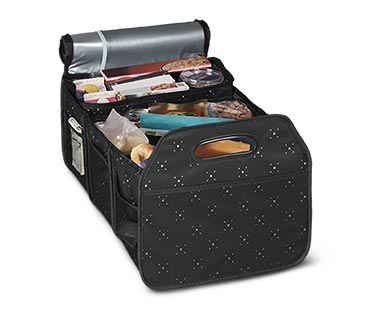 Auto XS Trunk Organizer with Cooler View 1