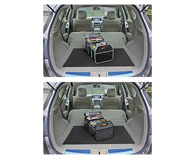 Auto XS Trunk Organizer with Cooler View 4