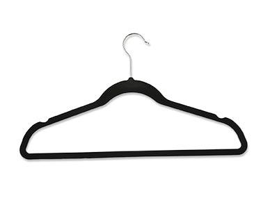 Easy Home 10-Pack Velvet Touch Hangers View 1