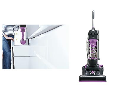 Easy Home Bagless Upright Vacuum View 3