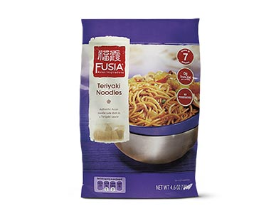 Fusia Asian InspirationsAsian Noodles or Rice Mixes Assorted varieties View 1