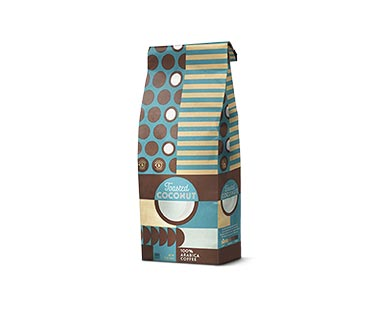 Barissimo Salted Caramel or Toasted Coconut Ground Coffee View 2