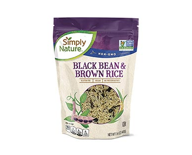 Simply Nature Sprouted Rice Blends Assorted varieties View 1