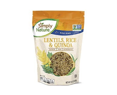 Simply Nature Sprouted Rice Blends Assorted varieties View 2