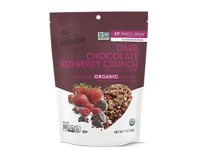 Millville Organic Chocolate Granola Assorted varieties View 2